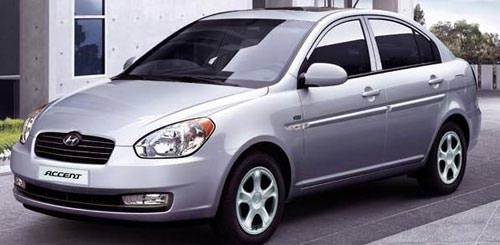 Hyundai Accent Era