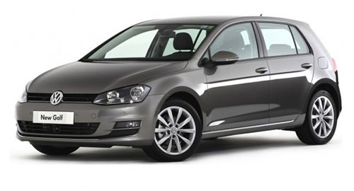 VW Golf 1.4 TSI BMT Highline DSG